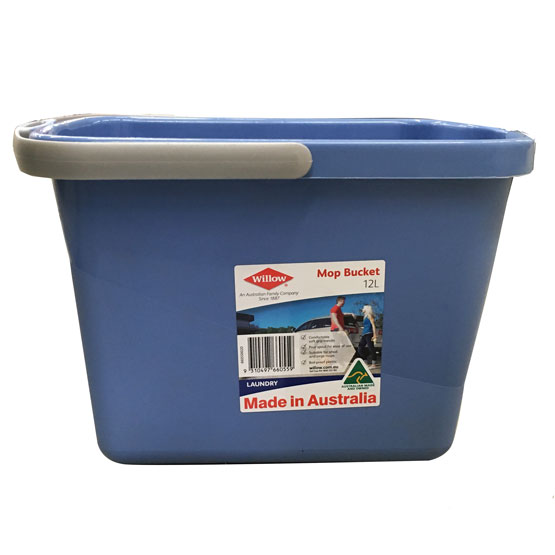 Bucket Mop 12L Assorted Colours