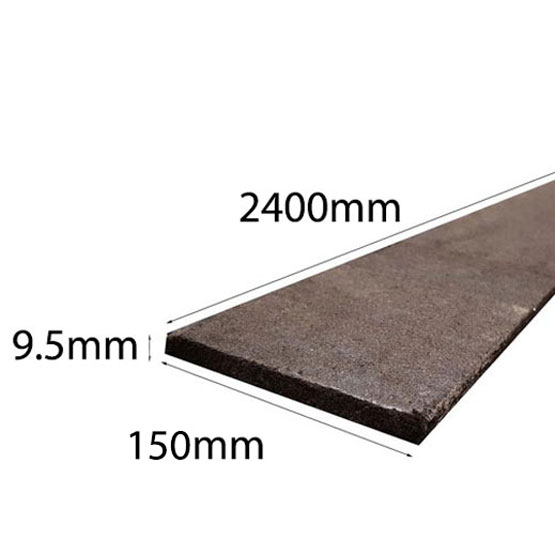Bitumen Expansion Joint 150mmx9.5mmx2.4m (Conform/Jointex)