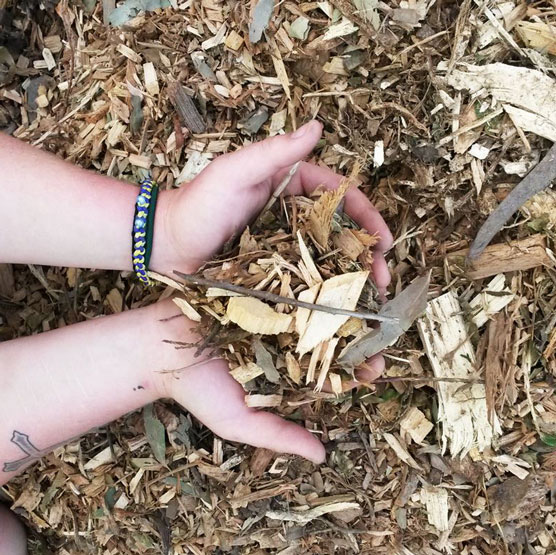 ee62d255c Mulch Mixed Leaf & Woodchip : BCSands Online Shop - Building and ...