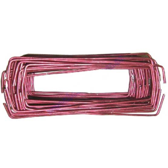 Tie Wall Medium Duty 225mm Red Bundle of 50
