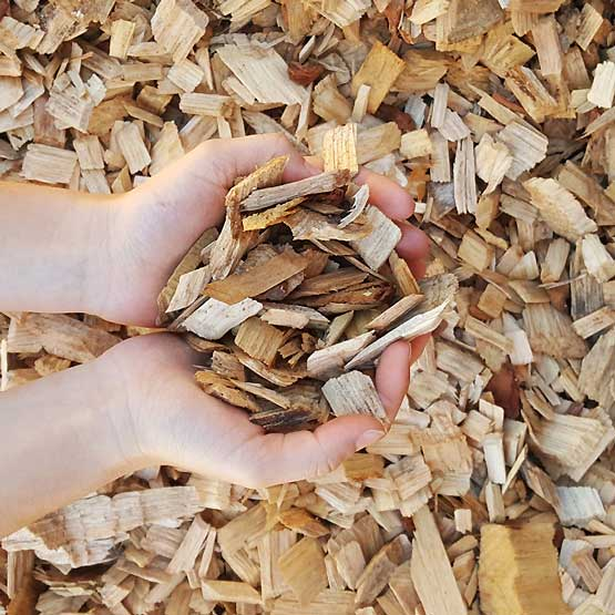 Mulch Wood Chip Softwood
