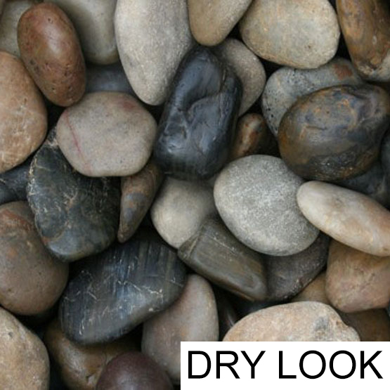 Pebble Polished Mixed 50-70mm 20kg