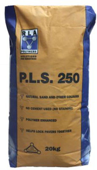 PLS 250 Paving Sand (for between pavers) 20kg Charcoal