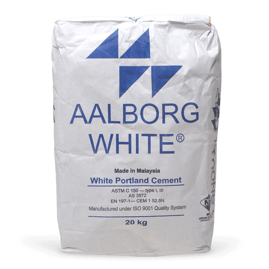 Cement Aalborg Pure White 20kg