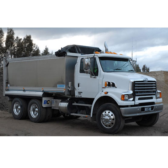 Tipper 15 Tonne Load Truck Hire Hourly Two Hour Minimum (40,41)
