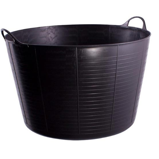 Tub Gorilla Black Large 38L 45x33cm