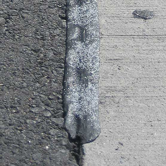 Gripset Asphalt Crack Sealing Band 40mmx20m Box=2