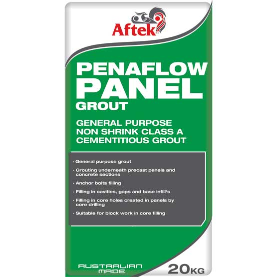 Grout Non-shrink Panel 20kg Penaflow