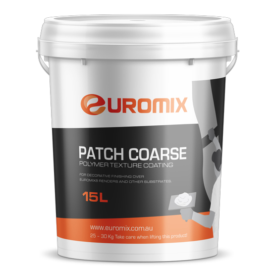 Euromix Patch Coarse 15L