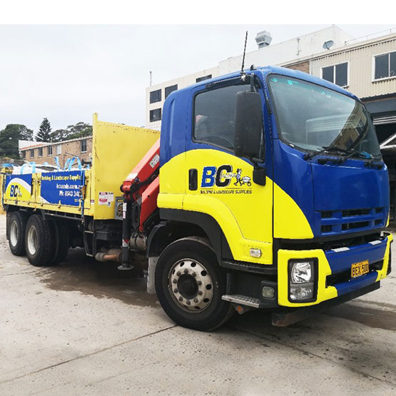 Tipper 11 Tonne Load With 8 Metre Crane Truck Hire Hourly Two Hour Minimum (50)