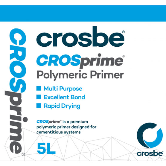 Primer Crosprime White Concentrate Crosbe 5L