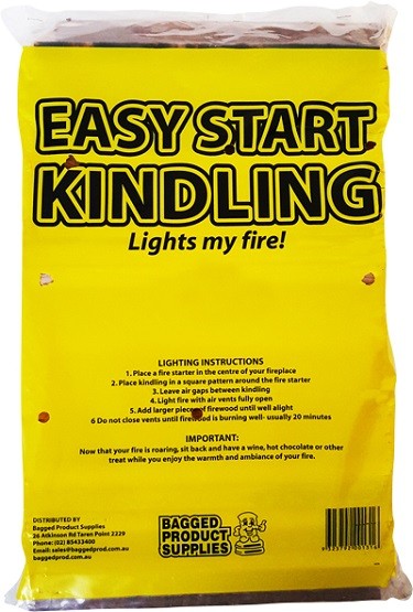 Firewood Easy Start Kindling 4Kg