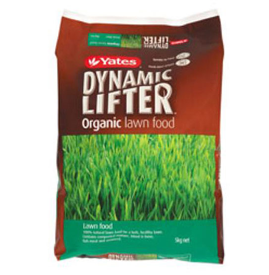Fertiliser Lawn Food Dynamic Lifter 15kg Yates