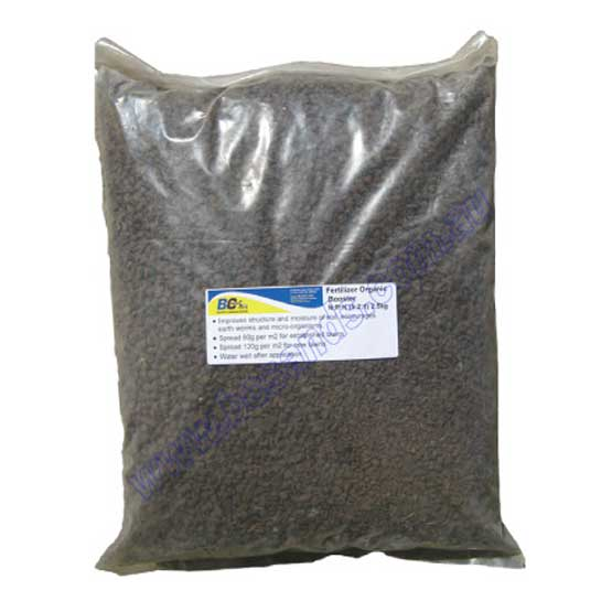 Fertiliser Organic Booster N:P:K (5:2:1) 20Kg Bag