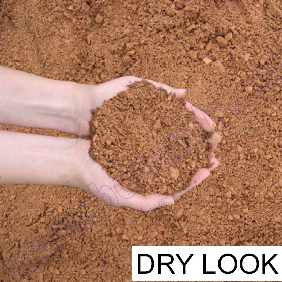 Crushed Tile Dust 7mm minus (size mix ranges from dust to 7mm)