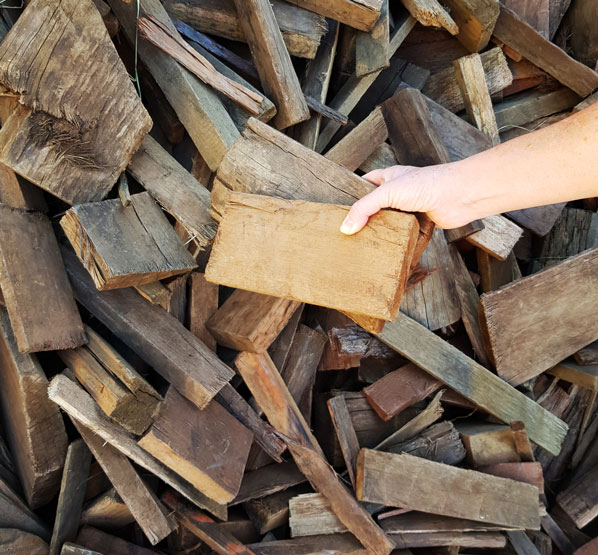 Firewood New! Eco Choice Pilliga Pick Up 125kg (FAA Approved)