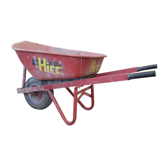 Wheelbarrow Hire Day Rate $50 Deposit Required